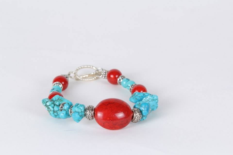 Tibetan Style Bracelet
