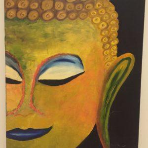 BuddhElf Painting