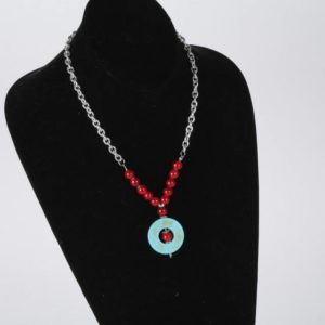 Tibetan Style Necklace